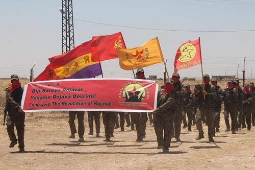 Une Brigade internationale de Libération a été créée en Rojava