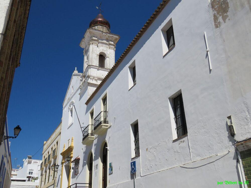 Ayamonte en Espagne