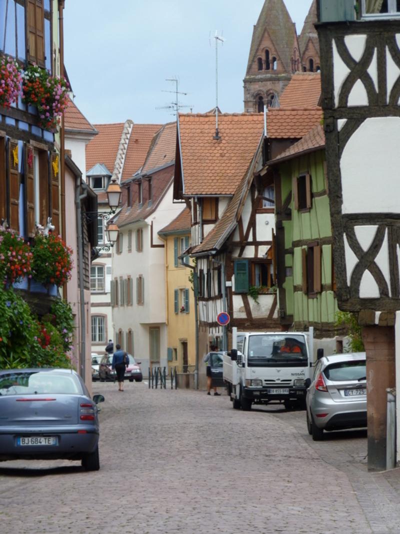un séjours en Alsace