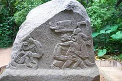 Les Olmèques, ancien peuple précolombien