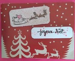 P'tit Atelier du Mercredi : mini de Noël