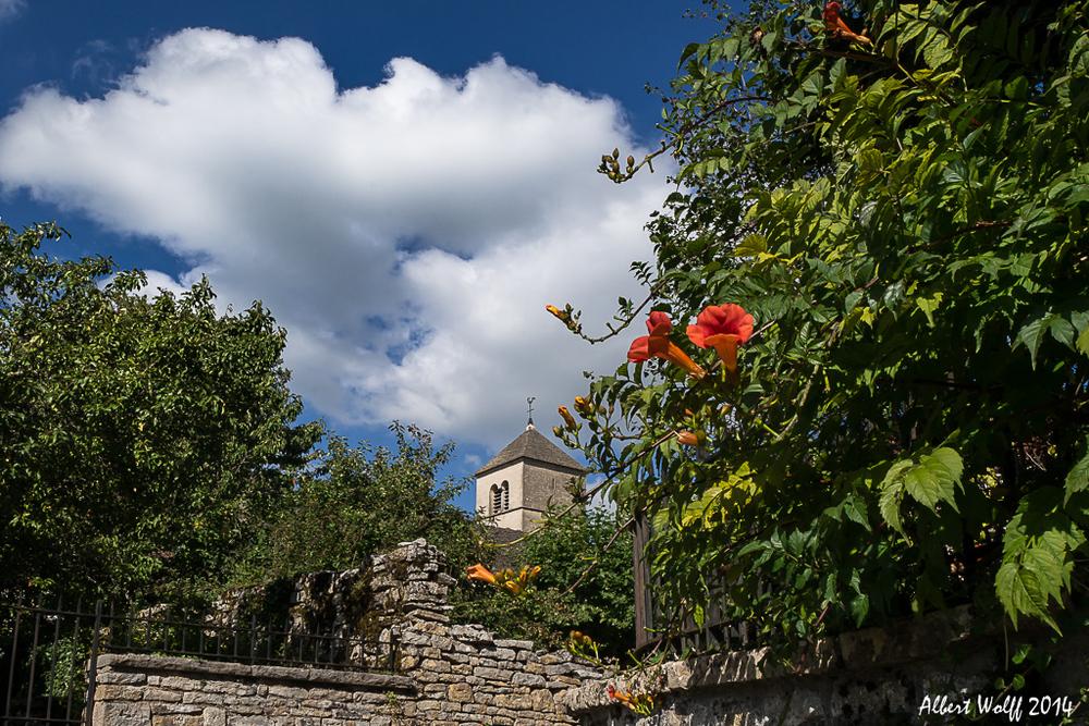 Evasion ...à Château-Chalon