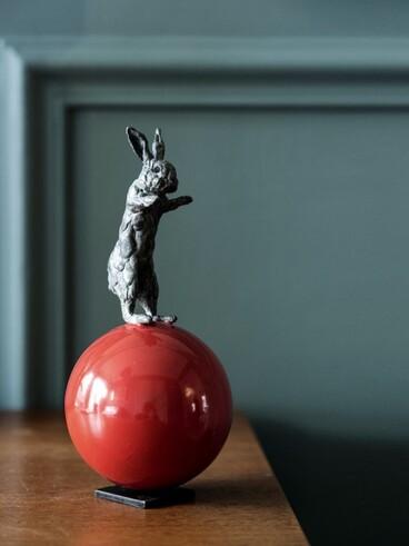 28 - Encore des lapins en céramique
