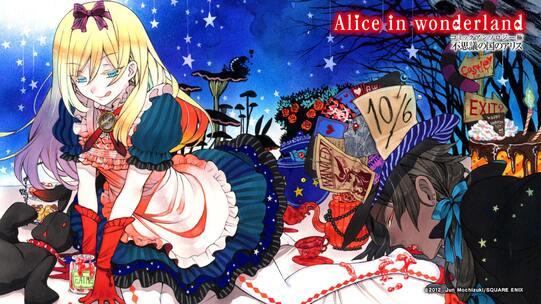 Alice in wonderland quizz
