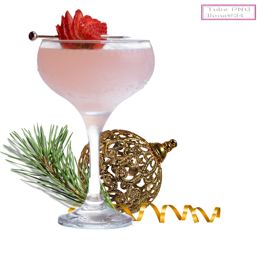 Cocktails de Noël