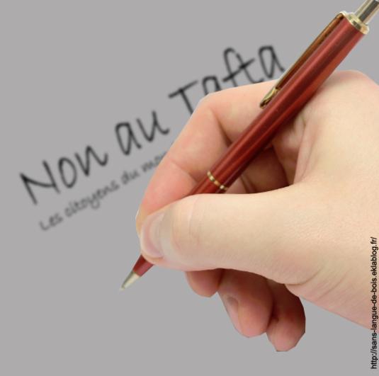 Tafta : l'élaboration des normes et des lois bientôt confiée aux lobbies industriels ?