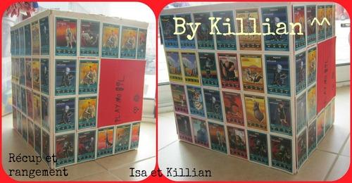 [Récup] Carton de Killian et bons plans pour vos déchets...
