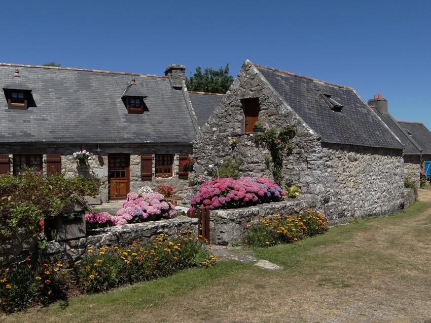Maisons à Rostudel,