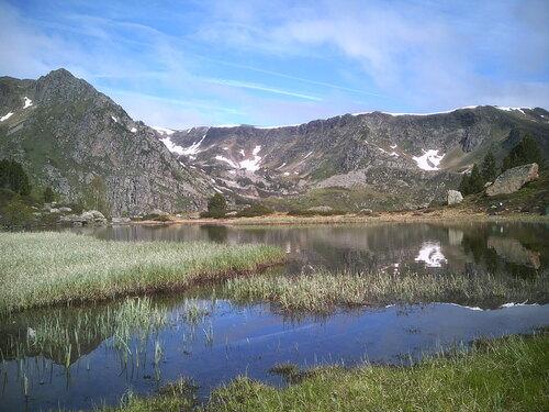 Cabane/bivouac (3 nuits) : vallon de Mourguillou / jasse d'Esteil (Merens) - 09