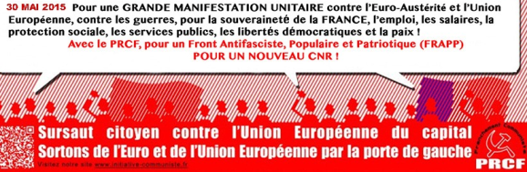 GRANDE MANIF NATIONALE