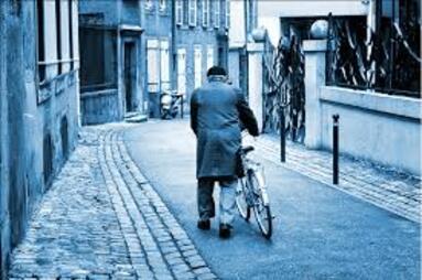 """~~ Suis de retour...avec  """" Mon vieux"""" par Daniel GUichar"""