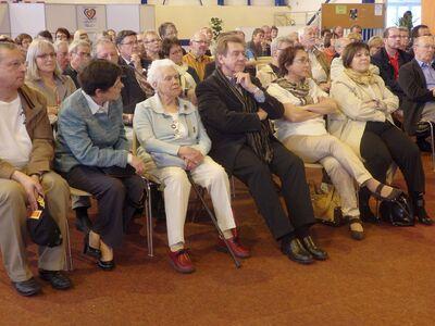 30 mai 2014 - Conférence et cérémonie offocielle du 50ème anniversaire