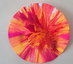 Découvrir les couleurs avec une essoreuse à salade