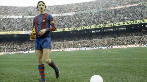 Johan Cruyff, une vie de football (total)
