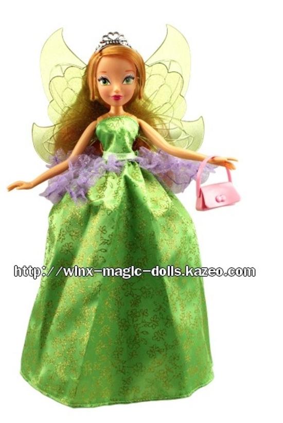 Flora Princesse magique