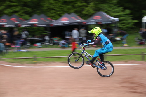 1er mai 2018 4eme Manche CNE BMX Mandeure