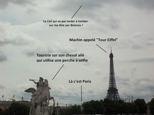 De retour de mon voyage à Paris, quelques souvenirs de Paris pour vous !