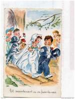 Vive la mariée....