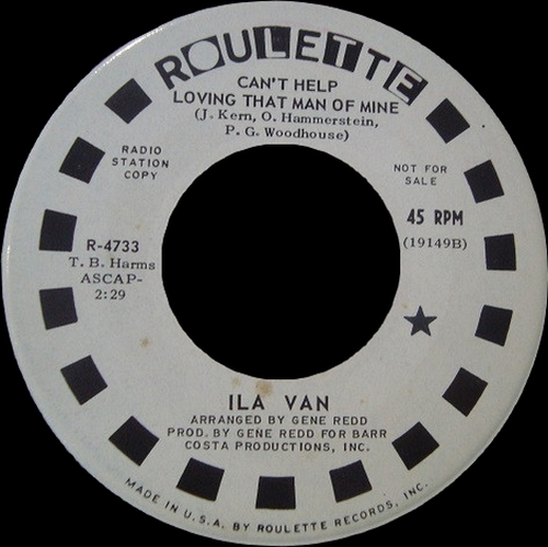 "Ila Vann : CD "" The Ila Vann Singles + EP Collection "" SB Records DP 87 [ FR ] 2018"