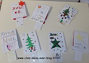 cartes cascades de noël 2012 01