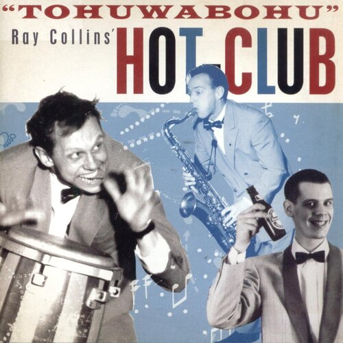 RAY COLLINS HOT CLUB the date