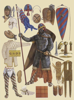 chevalier XIeme siecle