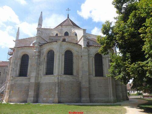 Echappée belle Bourguignonne. Vézelay.  (fin)