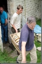 """Un pain Woluwéen !!! Si ça existe... sur le site de la ferm """"Hof Ter Musschen""""."""