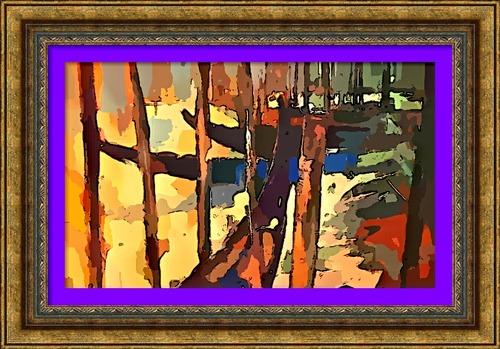 Dessin et peinture - vidéo 2461 : Venise et ses gondoles, un réalisme spontané - peinture à l'huile ou à l'acrylique.
