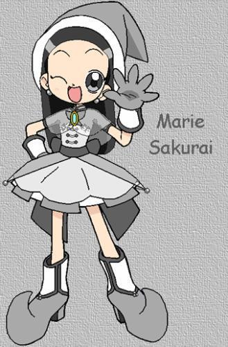 Marie costume saison 5