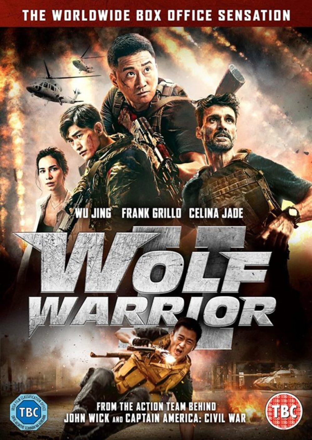 Zhan Lang Ii Wolf Warrior 2 2017 Massive Improvement Over The Predecessor 9 10 05 06 20 Sebastian Kluth