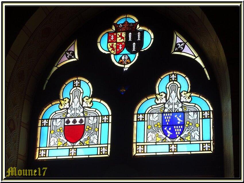 Suite du château de Puymartin (l'intérieur)2/2