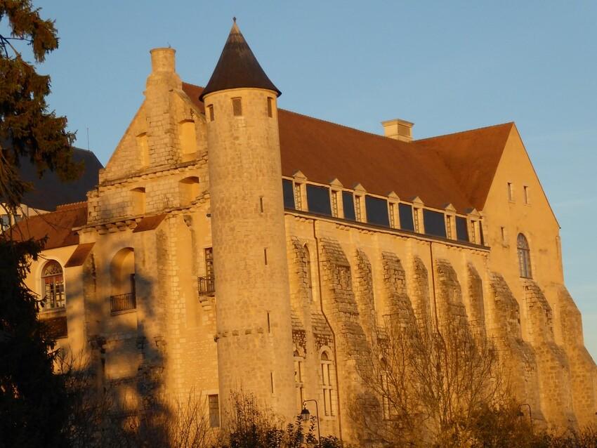 Château Landon,seine et Marne,
