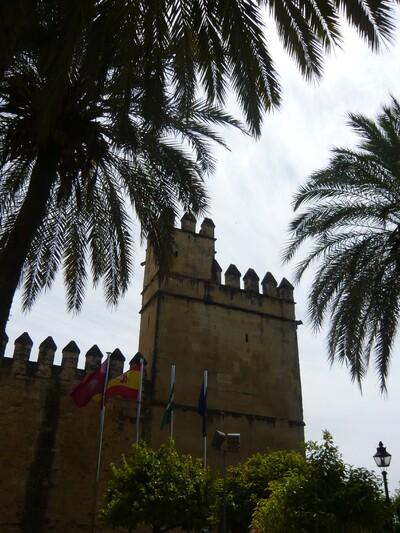 Cordoue - Alcazar des Rois Chrétiens