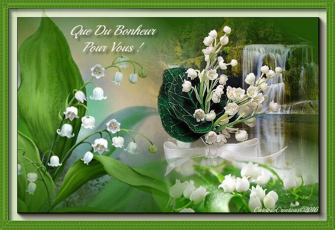 Bon 1er Mai Mes Ami(e)s !
