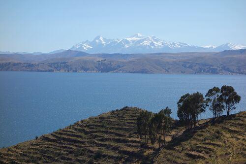 26 au 28 septembre - du lac Titicaca à Cohabamba