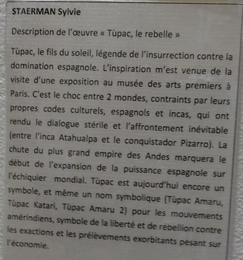 Expoistion de mosaïques à Chartres(3)