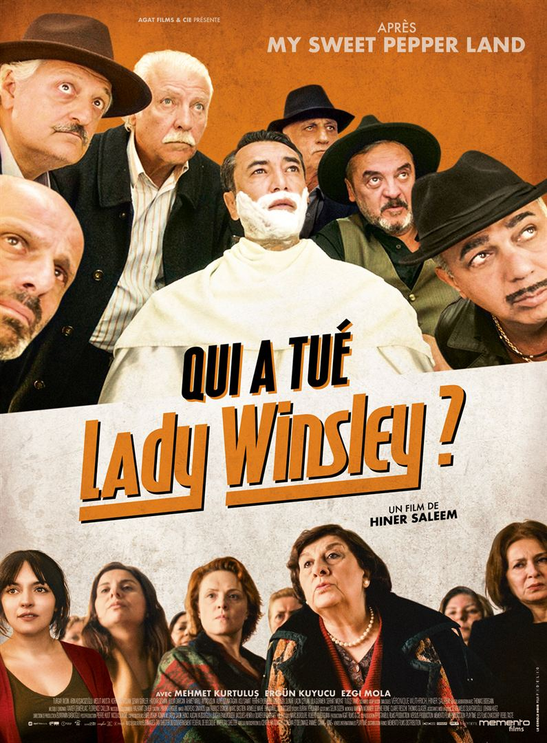 Qui a tué Lady Winsley?