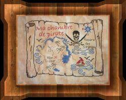 Ma chambre de pirates ....