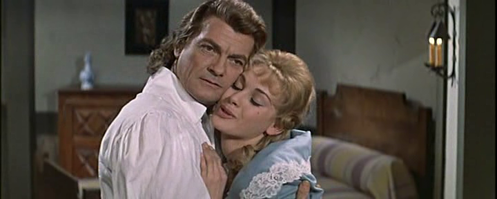 LE CAPITAINE FRACASSE - BOX OFFICE JEAN MARAIS 1961