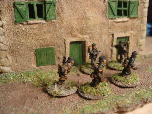 Brigade Piron : un peu de décor...