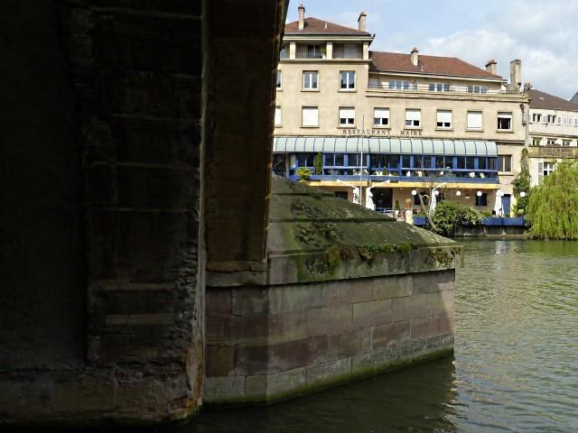 Le restaurant Maire à Metz 6 Marc de Metz 2011