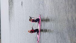 Séance de Kayak / paddle