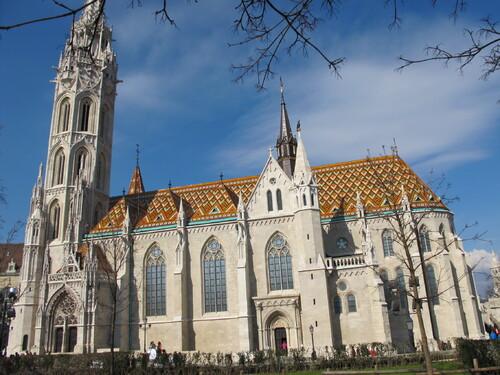 Hongrie: BUDAPEST