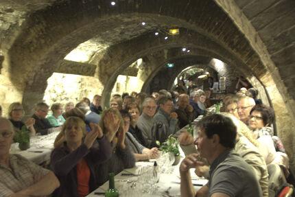 Samedi 14 mai - Repas musée du vin