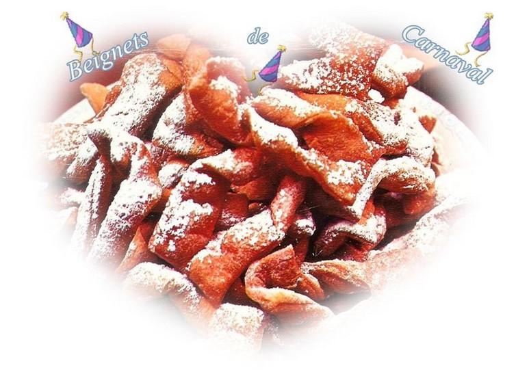 Ah ! Mardi gras et ses beignets !