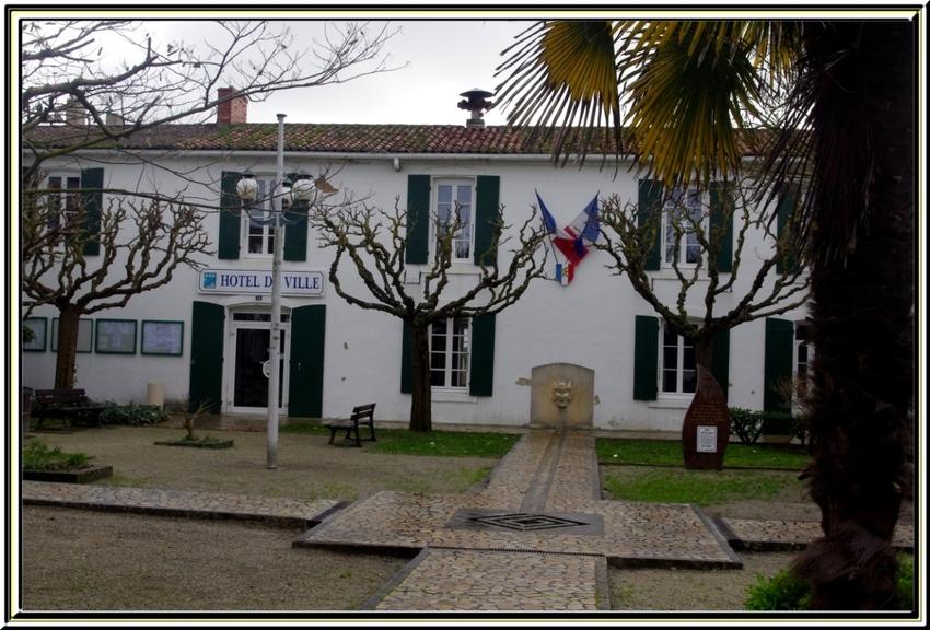Petit retour sur l'île d'Oléron à St Pierre