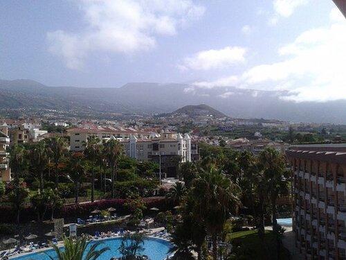 C' est étendu, Puerto de La Cruz ...