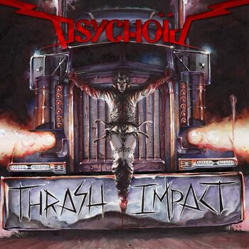 PSYCHOÏD - Thrash Impact