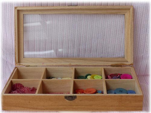 - Boîte à trésors
